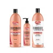 Combo Bellokão ( Shampoo+Cond+Hidratação)