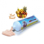 Creme Dental Sabor Tutti Frutti 90g.
