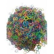 Elástico Látex Colorido c/ 5 Mil unidades