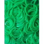 Elástico para pet verde