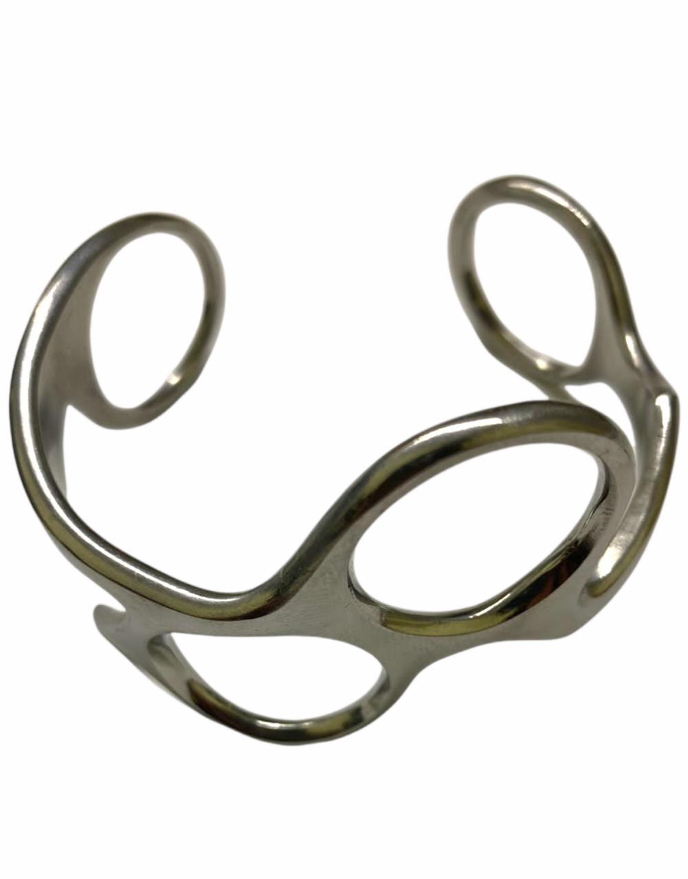 Bracelete de aço cirúrgico
