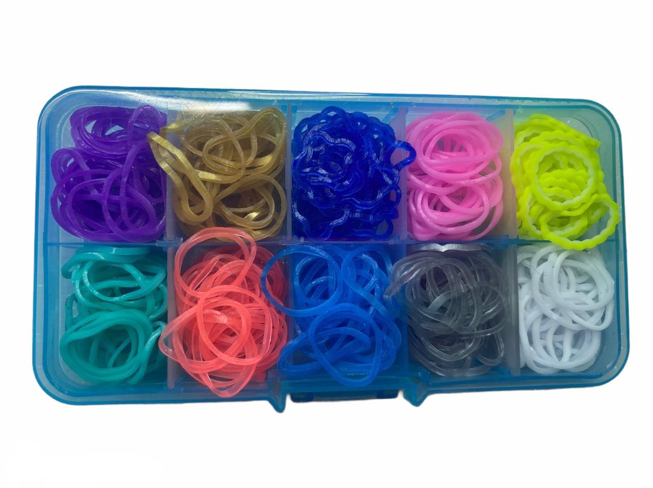 Caixa de Elástico Pequena - 500 unidades