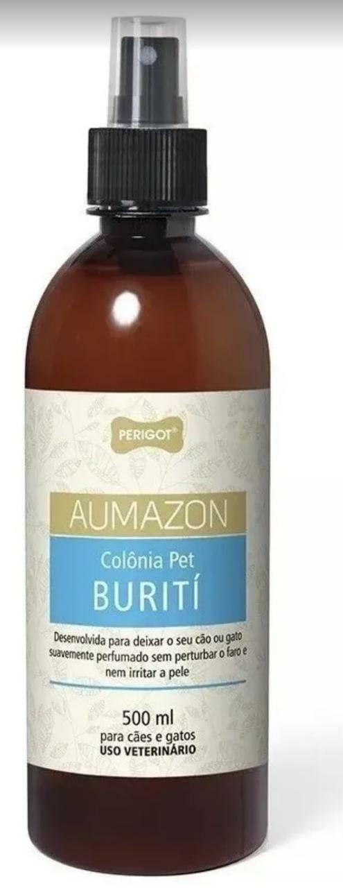 Colônia Buriti Aumazon 500ml