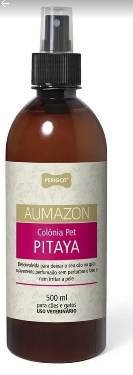 Colônia Pitaya Aumazon 500 ml