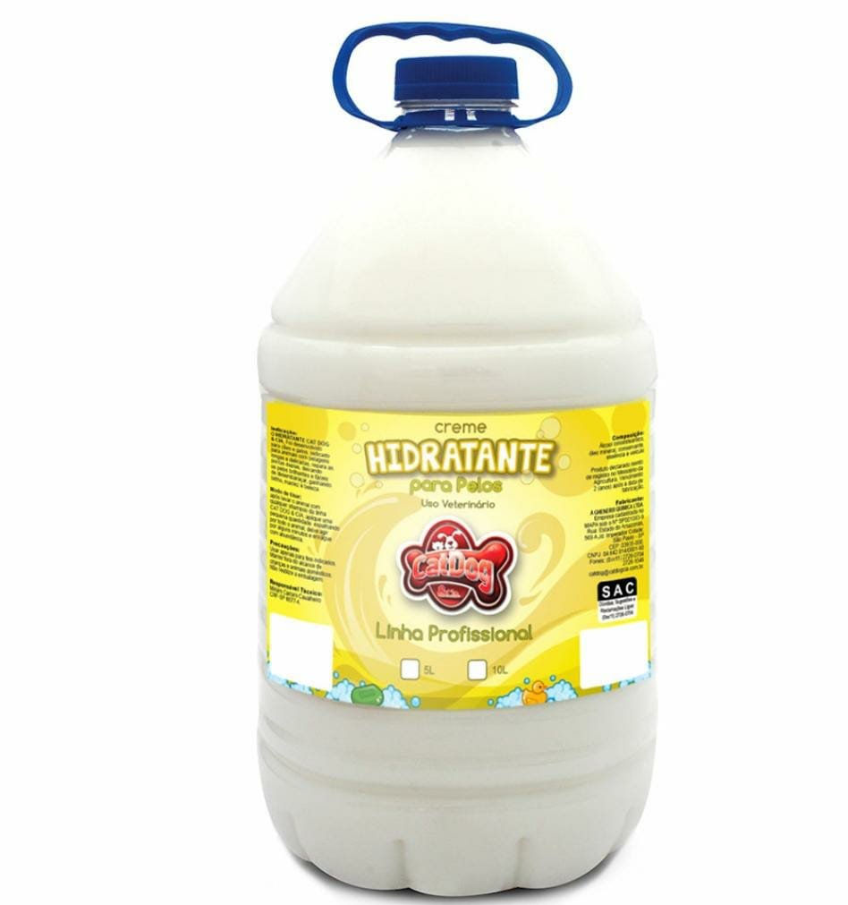 Creme Hidratante para Pelos