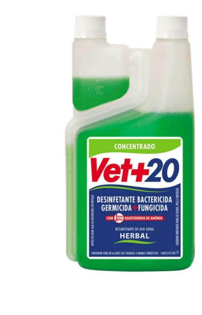 Desinfetante  Bactericida Herbal