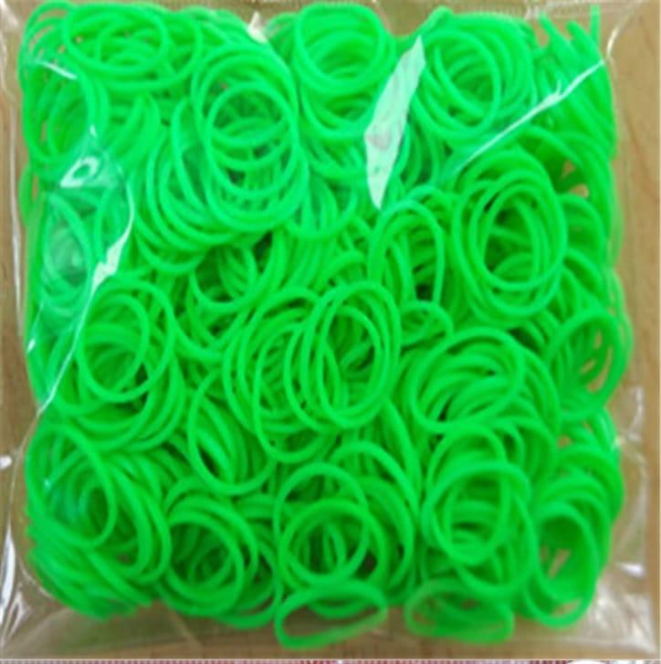 Elásticos Colorido 200 unidades