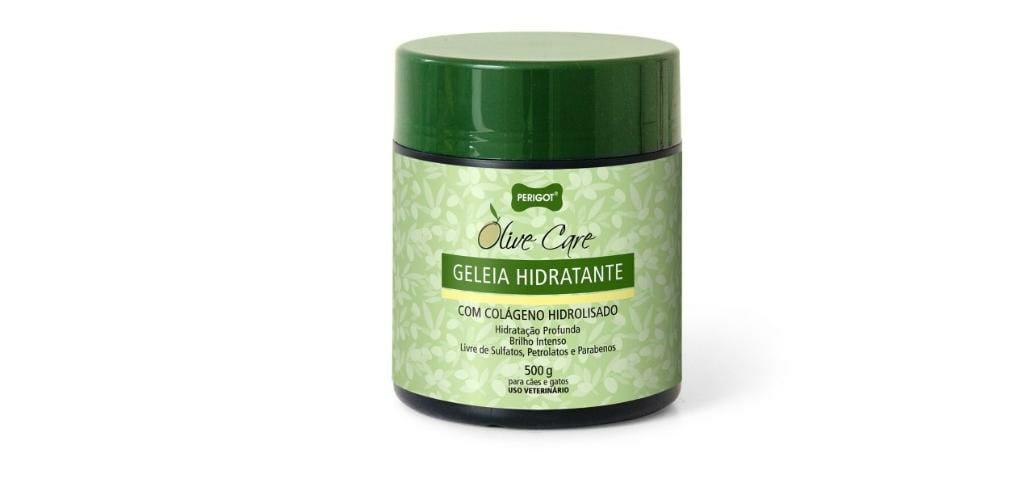 Geleia Hidratante Olive Care Perigot