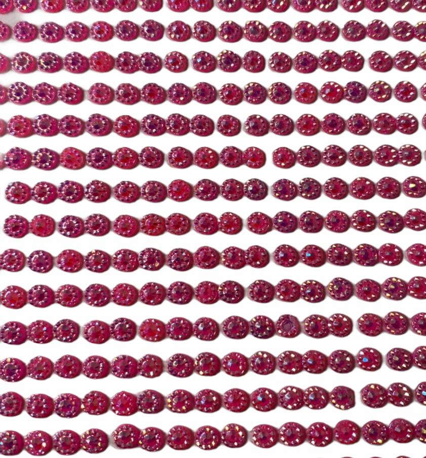 Adesivo piercing - 3 Brilhos