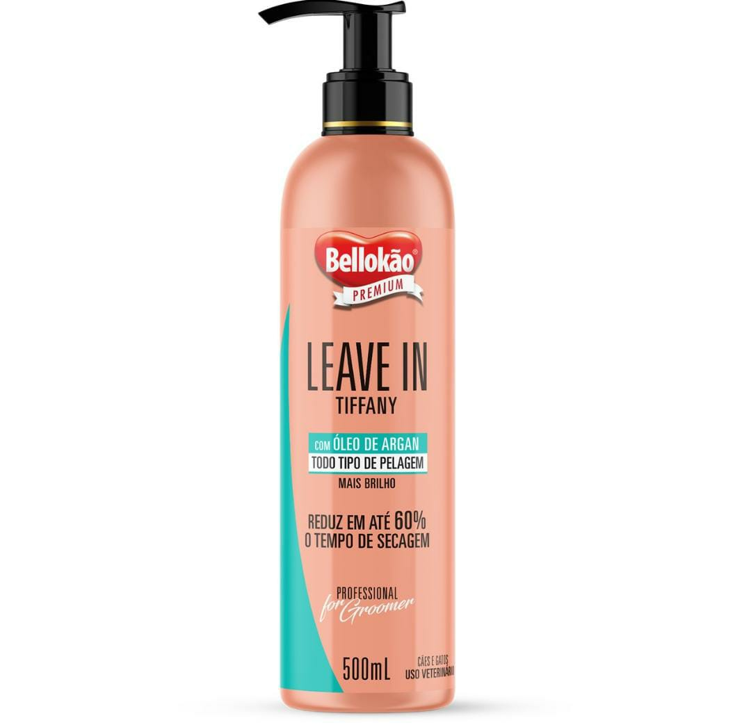 Leave-in Tiffany Professional For Groomer 500ML