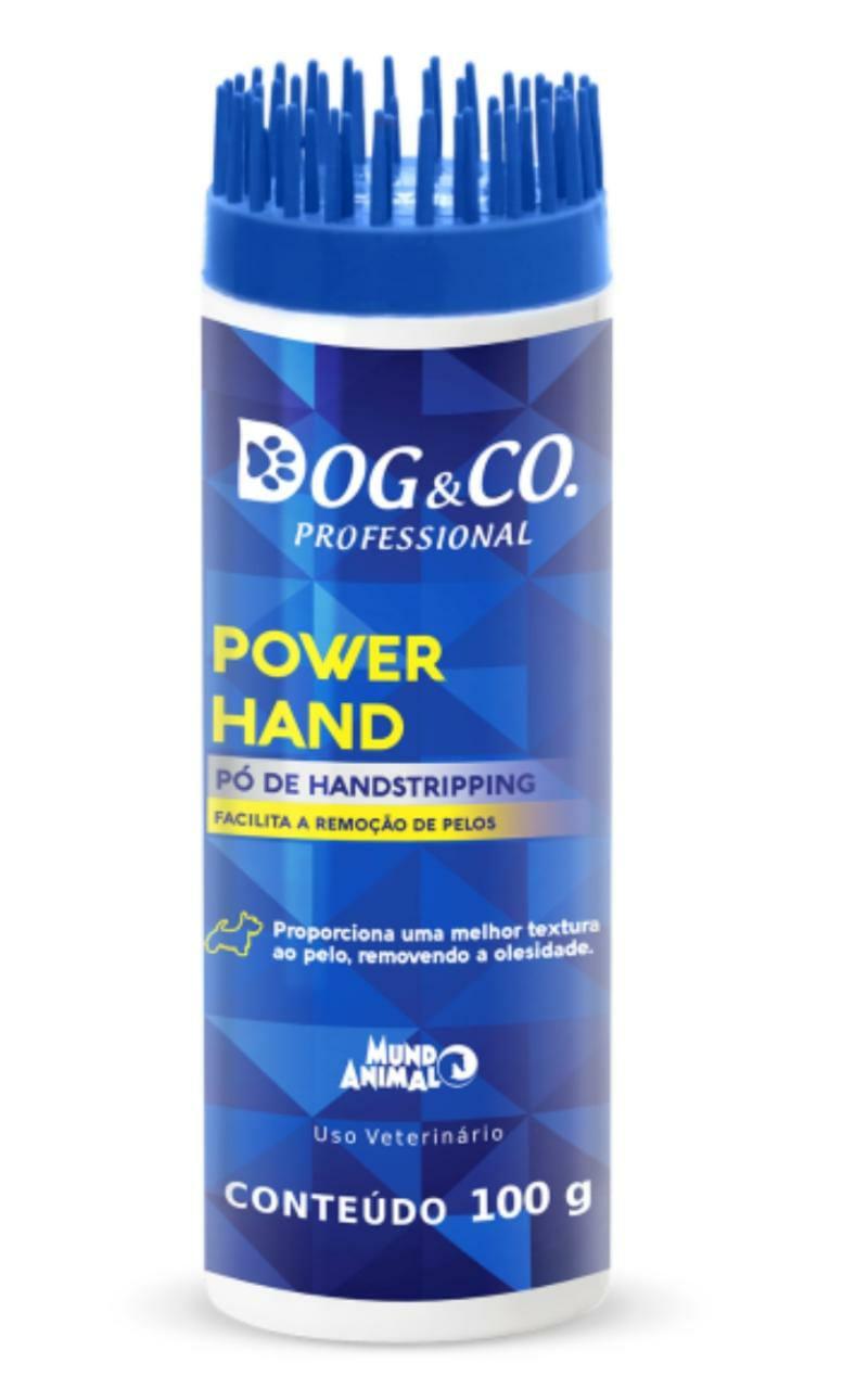 Power Hand - Pó de handstripping