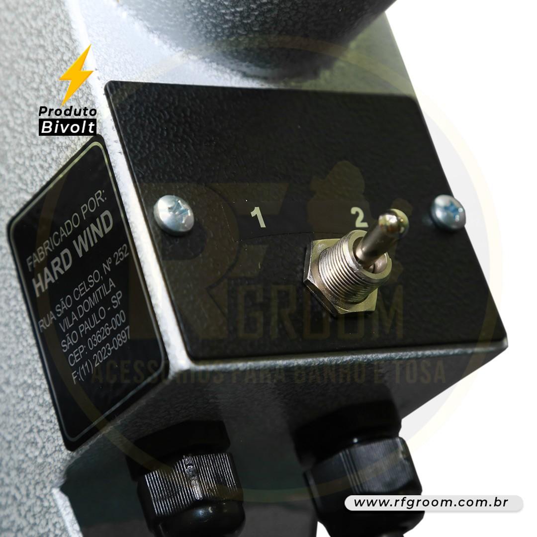 Secador Compacto 2300w - Hard Wind.