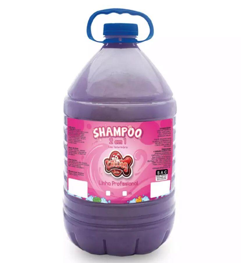 Shampoo 2 em 1 - Catdog