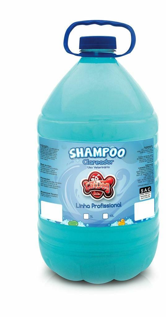 Shampoo Branqueador  5lt