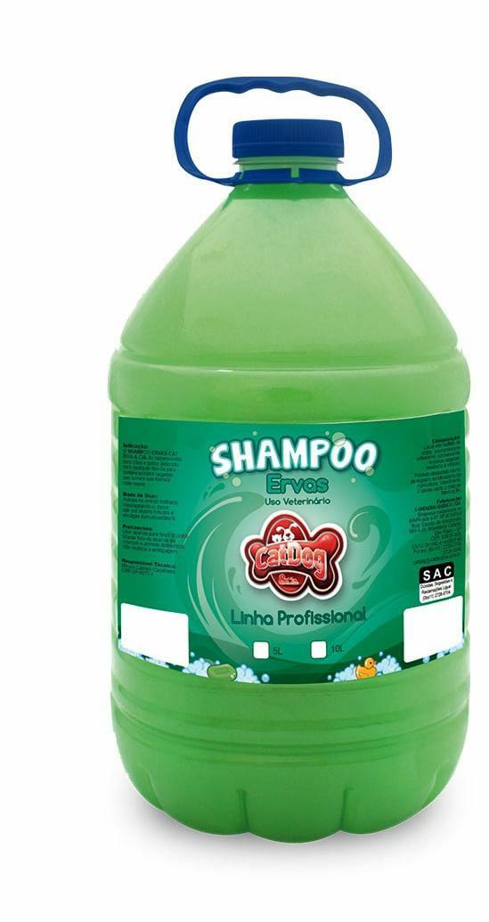 Shampoo Ervas 5L