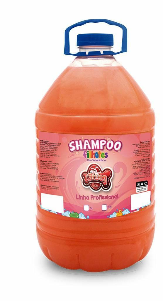 Shampoo Filhotes 5 L