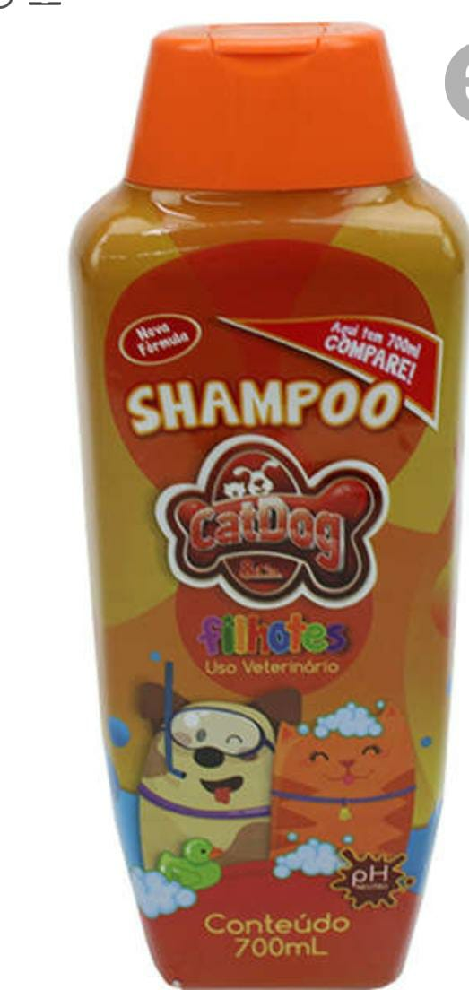 Shampoo Filhotes  700ML