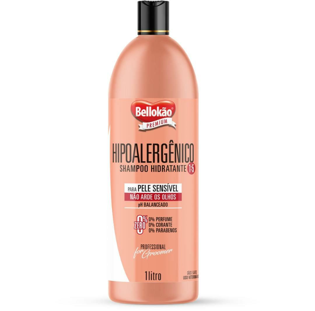 Shampoo Hipoalérgenico Professional For Groomer  1L