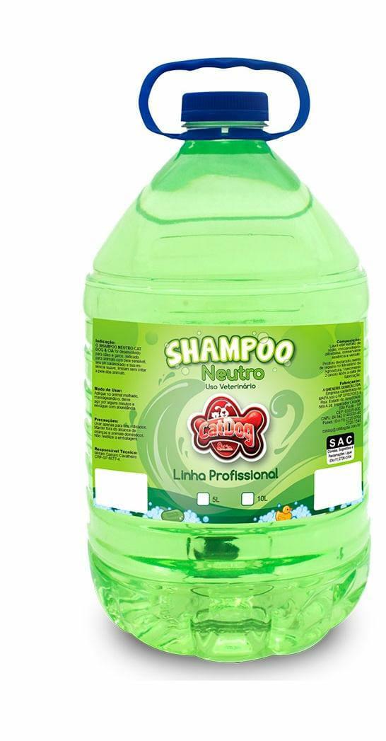 Shampoo Neutro 5L