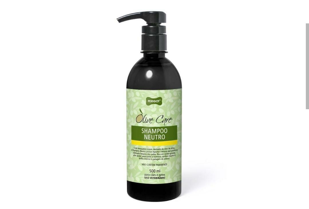 Shampoo Neutro Perigot 500ML