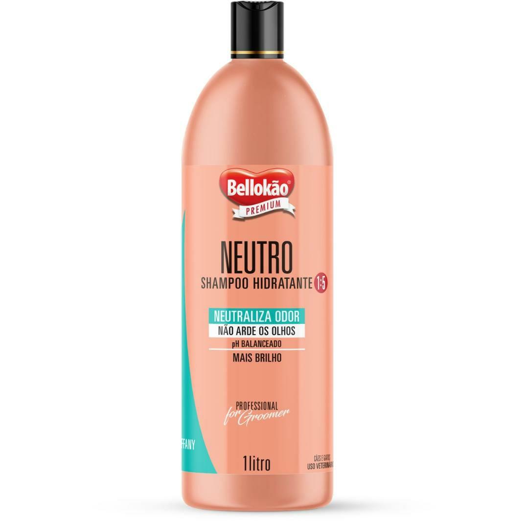 Shampoo Neutro Professional For Groomer 1L