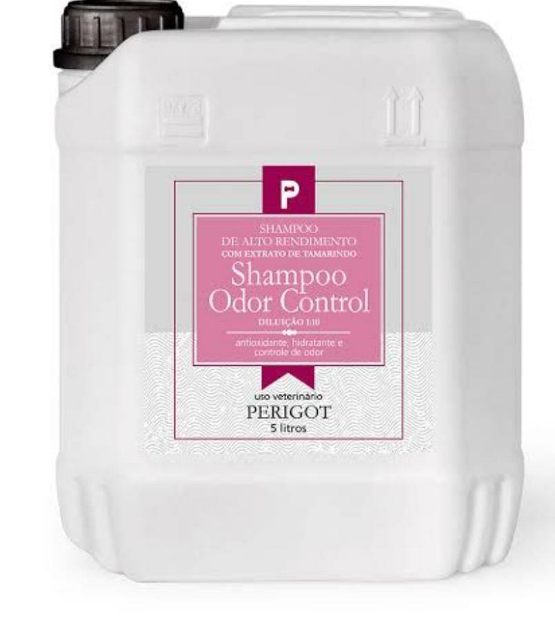 Shampoo Odor Control Perigot 5L 1:10