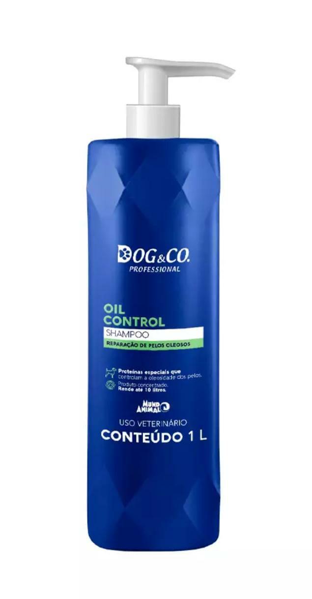 Shampoo  Oil Control  1L