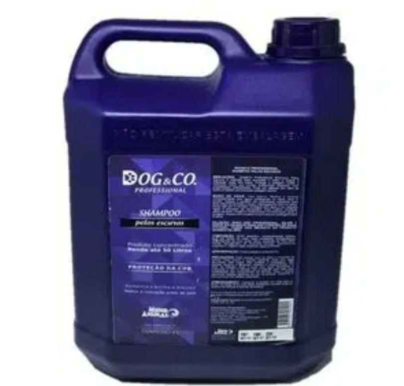 Shampoo Pelos Escuros 5L