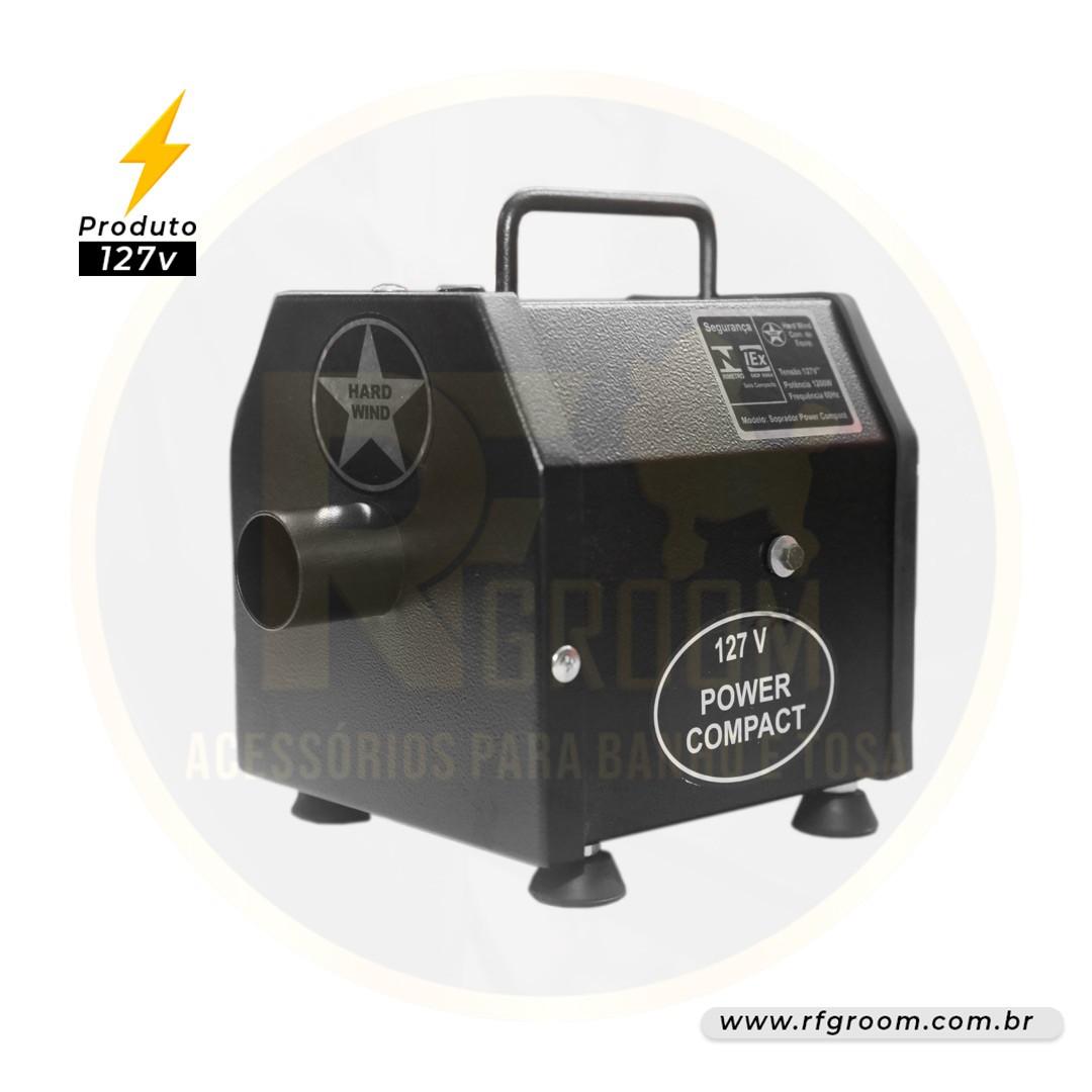 Soprador  Power Compact 1200w -  Hard Wind