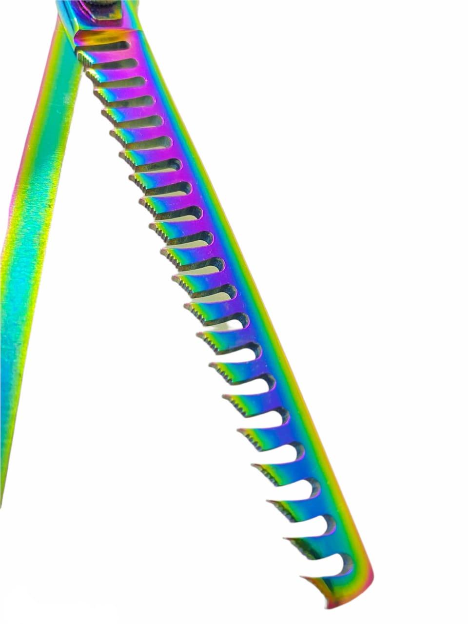 Tesoura Tubarão Furta Cor 8.0- 420c