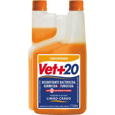 Vet+20 Desinfetante Limao-Cravo