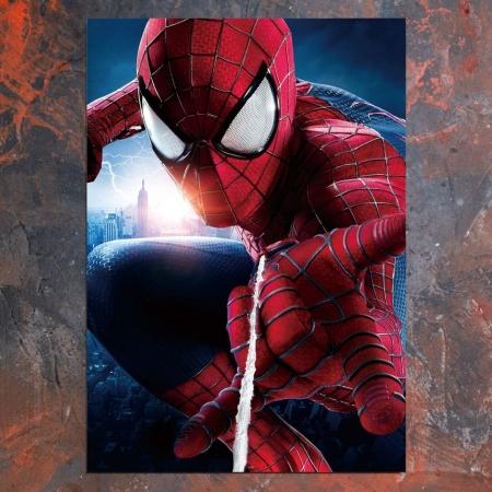 Quadro Decorativo - Homem Aranha - 100x70