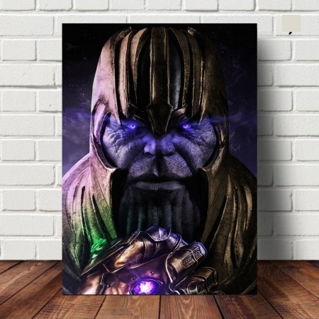 Quadro Decorativo Thanos 110x70cm
