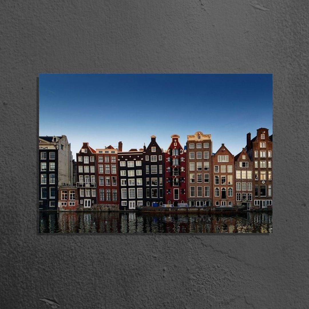 Quadro Decorativo - Cidade Maravilhosa - 110x70cm