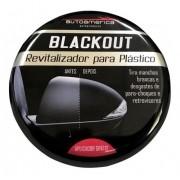 BLACKOUT - Revitalizador de parachoques - Autoamérica