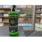 Krypton gel detergente polidor para metais, borrachas e plásticos 1L