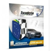 Perfume aromatizante automotivo Super Million - Escuderia do Brasil