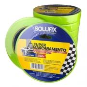 Solufix Fita Crepe Super Mascaramento 18mm X 50m