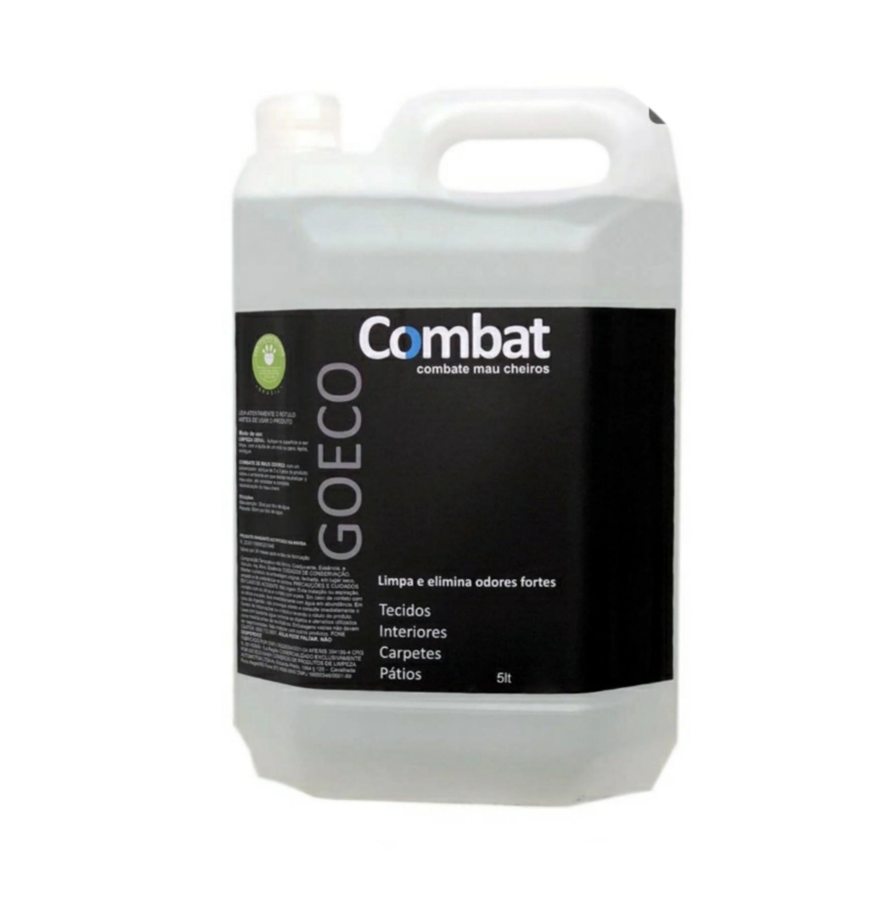 COMBAT - Eliminador de Odores Fortes 5LT