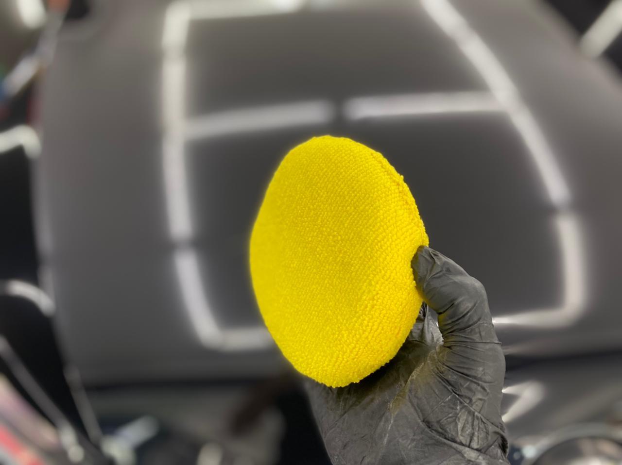 Aplicador de microfibra redondo - Gran Finale