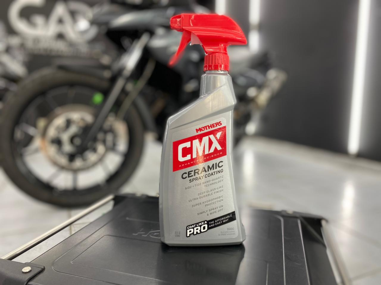 CMX ceramic spray coating 710ml - Mothers