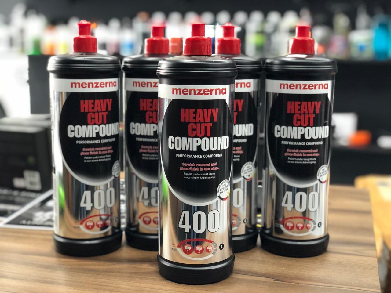 HEAVY CUT COMPOUND Polidor 400 1l - Menzerna