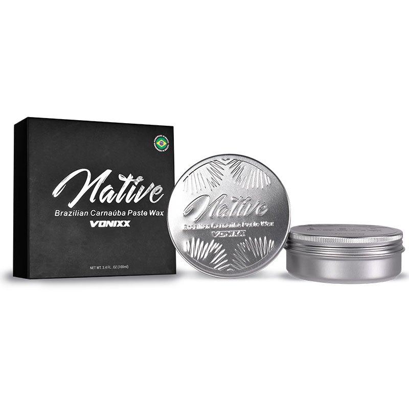 Native Paste Wax 100g - Vonixx