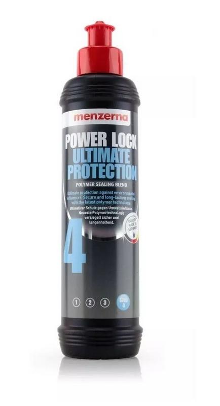 POWER LOCK ULTIMATE PROTECTION selante sintético 250 ml - Menzerna