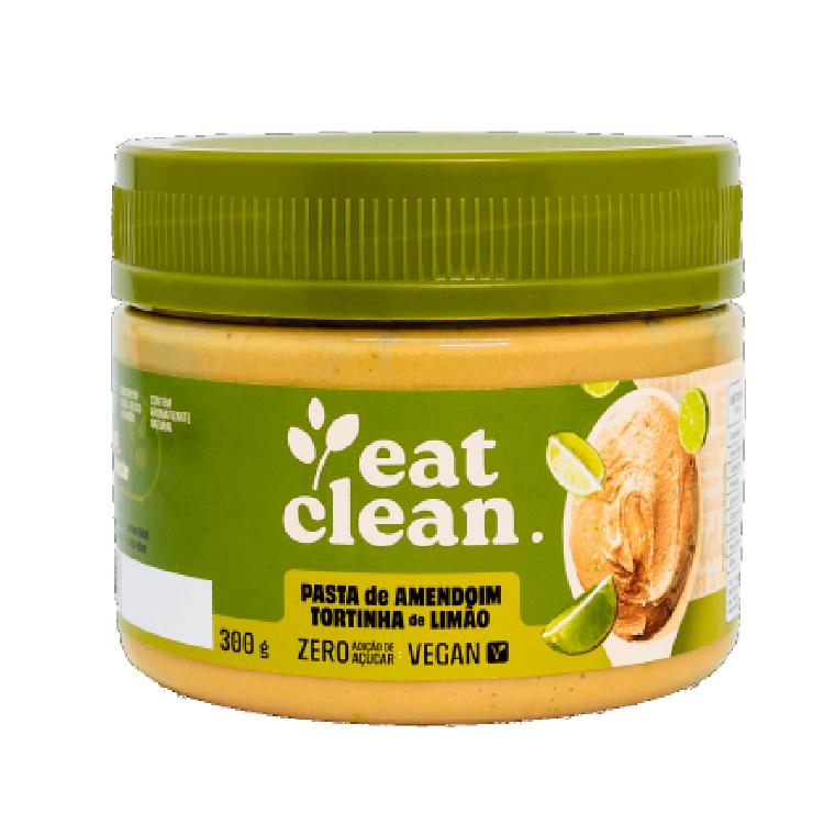 Pasta de Amendoim Tortinha de Limão - Pote 300g