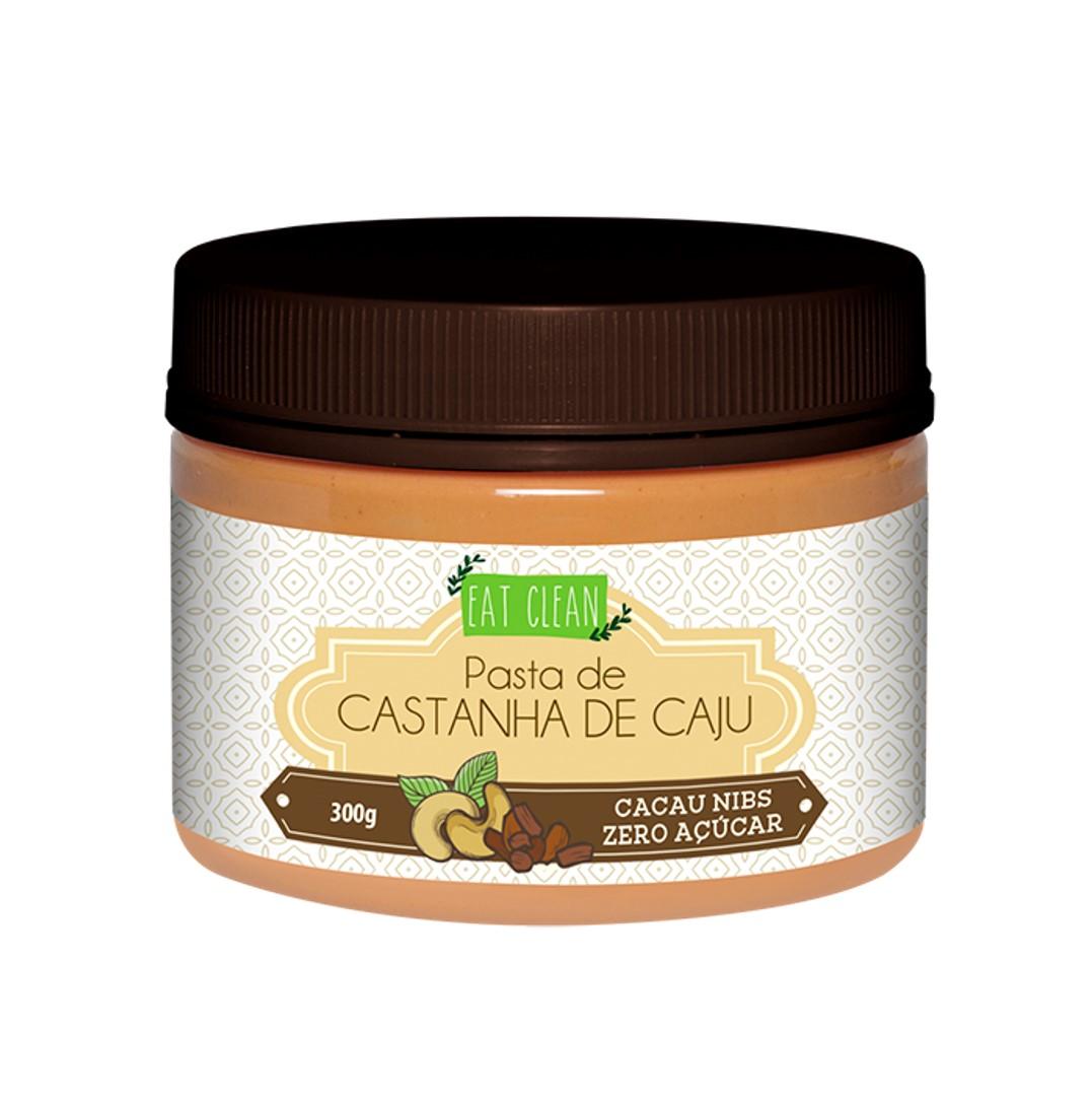 Pasta de Castanha de Caju CACAU NIBS - Pote 300g