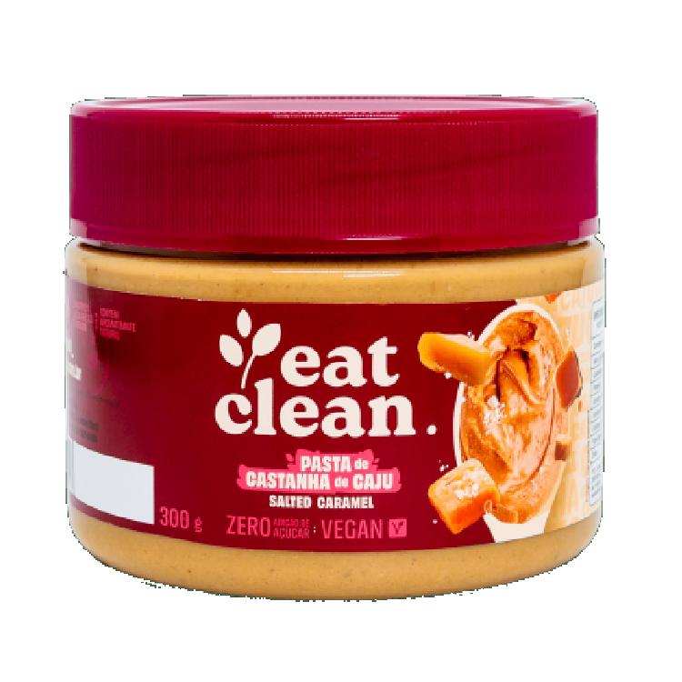 Pasta de Castanha de Caju Salted Caramel - Pote 300g