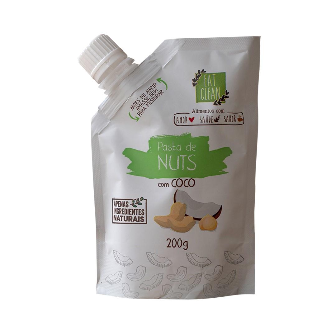 Saquinho 200g - Pasta Nuts & Coco