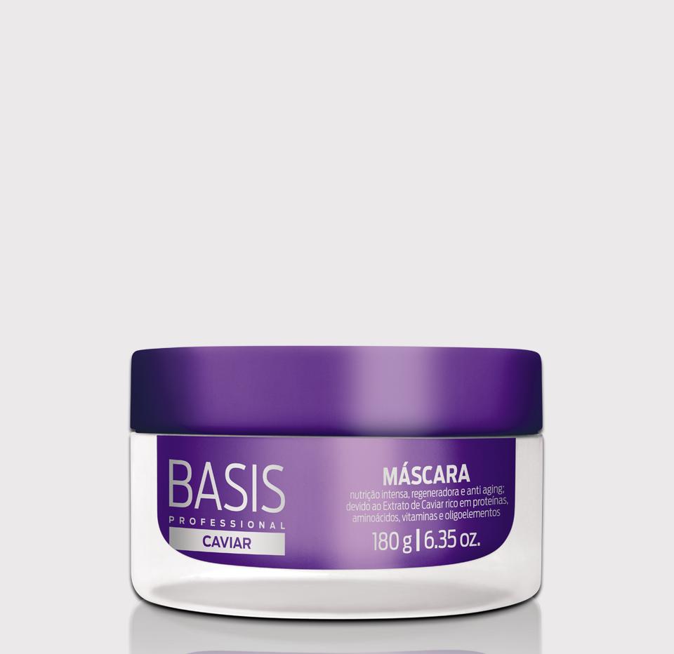 Máscara Caviar - Bais - 180g