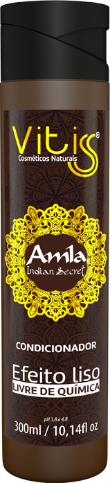 Condicionador Amla Indian Secret Vitiss